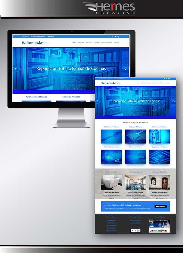 Página Web Profesional en Mallorca