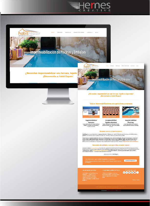 Empresa de Diseño de Página Web WordPress en Mallorca